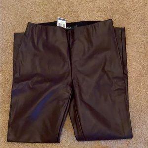 Chanti leather pants